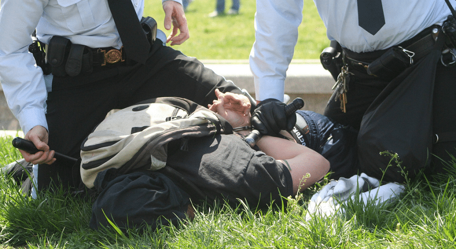 Detención policial ilegal
