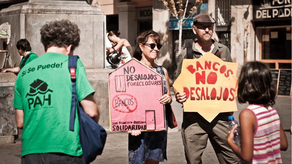 Nueva Ley contra los desahucios, pobreza energética y alquiler social en Cataluña