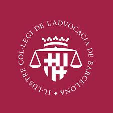 Logotipo del Colegio de Abogados de Barcelona