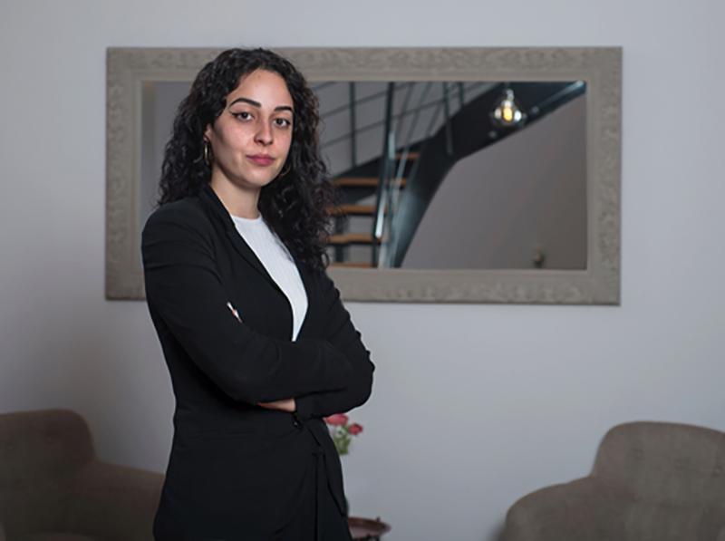 Alma Nebot abogada civil y laboralista